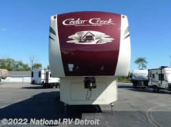 New 2017  Forest River Cedar Creek 38FBD by Forest River from National RV Detroit in Belleville, MI