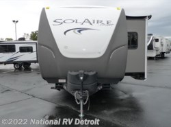 New 2017  Palomino Solaire Ultra Lite 304RKDS by Palomino from National RV Detroit in Belleville, MI