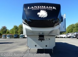 New 2017  Heartland RV Landmark Charleston by Heartland RV from National RV Detroit in Belleville, MI