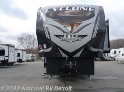 New 2017  Heartland RV Cyclone 4005 by Heartland RV from National RV Detroit in Belleville, MI