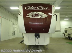 New 2017  Forest River Cedar Creek 34RL2 by Forest River from National RV Detroit in Belleville, MI