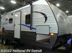 New 2017  CrossRoads Z-1 ZR290KB by CrossRoads from National RV Detroit in Belleville, MI