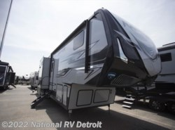 New 2018 Keystone Raptor 428SP available in Belleville, Michigan
