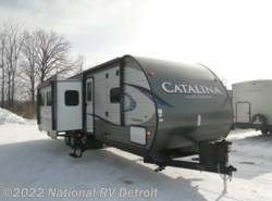 New 2018 Coachmen Catalina Legacy Edition 313DBDS CK available in Belleville, Michigan