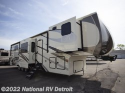 New 2018 Forest River RiverStone 39FKTH available in Belleville, Michigan