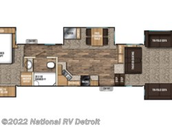 New 2018 Coachmen Chaparral 370FL available in Belleville, Michigan