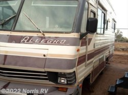 Used 1990 Tiffin Allegro  available in Casa Grande, Arizona