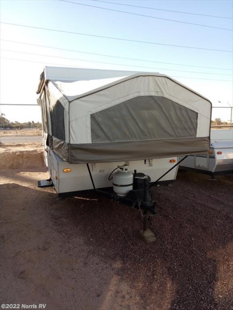 2010 Fleetwood Trailers Rockwood Freedom M1910