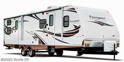2014 Keystone Passport Ultra Lite Grand Touring 2890RL