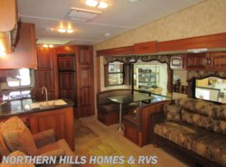 Used 2012  Keystone Cougar 297RKS by Keystone from Northern Hills Homes and RV's in Whitewood, SD