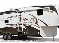 Used 2013  K-Z Durango D336RE by K-Z from Northern Hills Homes and RV's in Whitewood, SD
