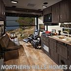 New 2016 Forest River Work and Play 25WAB available in Whitewood, South Dakota