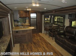New 2016  Keystone Cougar 326RDS by Keystone from Northern Hills Homes and RV's in Whitewood, SD
