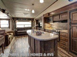 New 2017  Keystone Cougar 333MKS by Keystone from Northern Hills Homes and RV's in Whitewood, SD