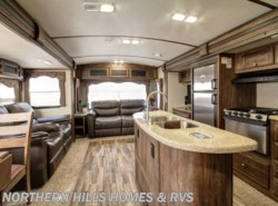 New 2017  Keystone Cougar XLite 30RLI by Keystone from Northern Hills Homes and RV's in Whitewood, SD