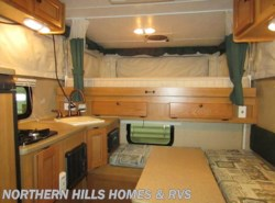 Used 2012  Palomino Real-Lite SS-1610 by Palomino from Northern Hills Homes and RV's in Whitewood, SD