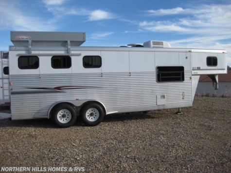 2004 Exiss Living Quarters 3 Horse