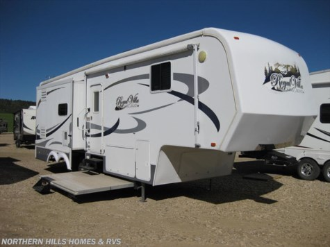 2007 King of the Road Royal Villa 33TS