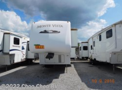 Used 2008  Dutchmen Monte Vista 34QL by Dutchmen from Choo Choo RV in Chattanooga, TN