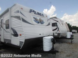 Used 2013  Palomino Puma 30KDB by Palomino from Northgate RV Center in Alcoa, TN