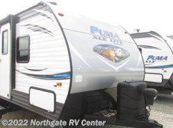 New 2017  Palomino Puma XLE Lite 22RBC by Palomino from Northgate RV Center in Louisville, TN