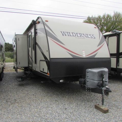 2016 Heartland  Wilderness WD 2775RB
