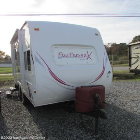 2011 Cruiser RV Fun Finder X 189FBS