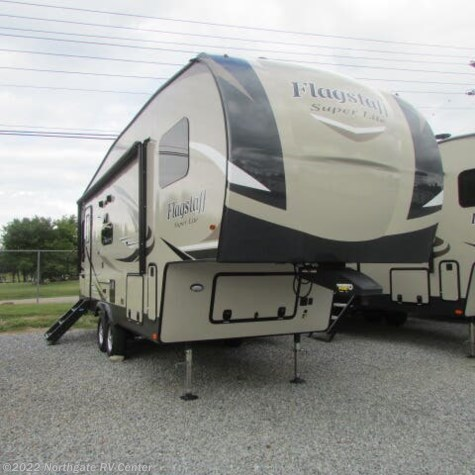 2019 Forest River Flagstaff Super Lite 524LWS