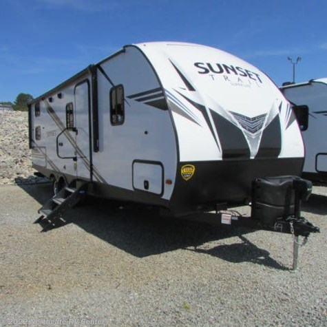 2019 CrossRoads Sunset Trail Super Lite SS242BH