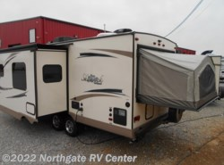 New 2017  Forest River Flagstaff Shamrock 23IKSS by Forest River from Northgate RV Center in Ringgold, GA