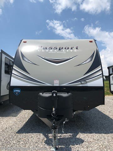2019 Keystone Passport 2520RL