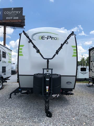 2019 Forest River Flagstaff E-Pro 14FK