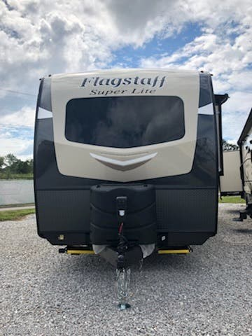 2019 Forest River Flagstaff Super Lite 29RKWS