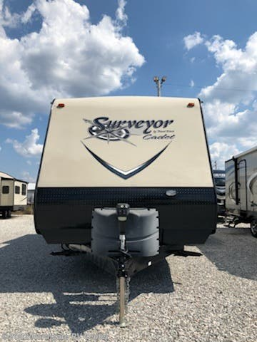 2014 Forest River Surveyor Cadet 265RLDS