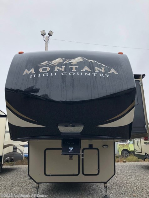 2018 Keystone Montana High Country 345RL