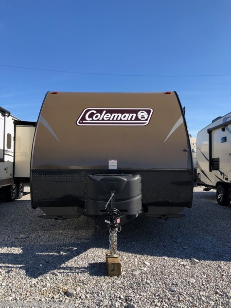 2018 Dutchmen Coleman Light LX 1605FB