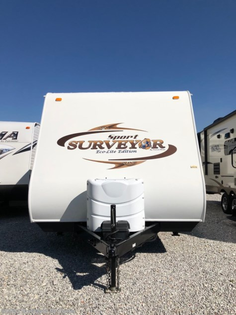 2010 Forest River Surveyor SP-293