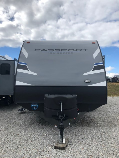 2019 Keystone Passport SL Series 292BH