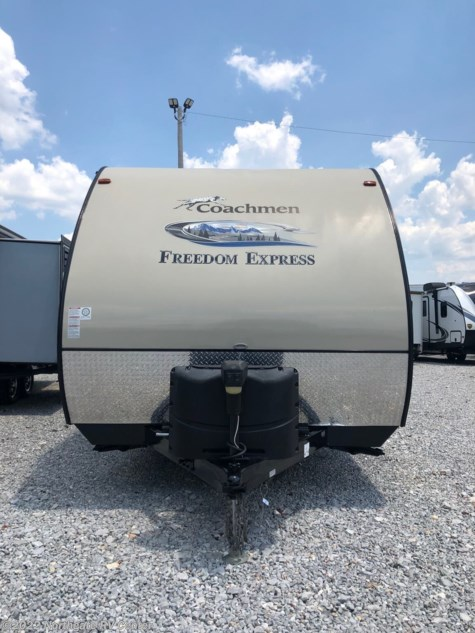 2016 Coachmen Freedom Express LTZ 246 RKS