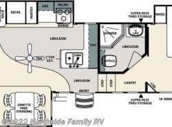 Used 2009  Forest River Sandpiper 345RET by Forest River from Northside RVs in Lexington, KY