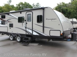 New 2017  Keystone Passport Grand Touring 2400BH by Keystone from Northside RVs in Lexington, KY