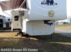Used 2008  Forest River Cedar Creek Silverback 30LSA by Forest River from Ocean RV Center in Ocean View, DE