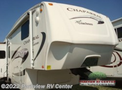 Used 2008  Coachmen Chaparral 322RLTS by Coachmen from Parkview RV Center in Smyrna, DE