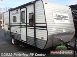 Used 2015  K-Z Sportsmen Classic 19BHS by K-Z from Parkview RV Center in Smyrna, DE