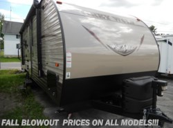 New 2017  Forest River Cherokee Grey Wolf 22RR by Forest River from Paul's Trailer & RV Center in Greenleaf, WI