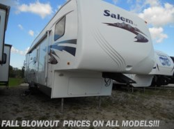 Used 2008  Forest River Salem 346BHBS by Forest River from Paul's Trailer & RV Center in Greenleaf, WI