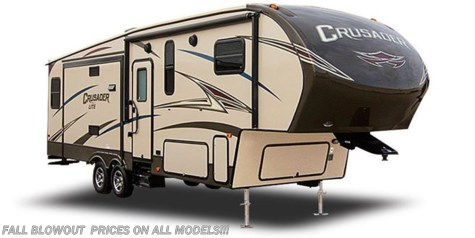 2019 Prime Time Crusader Lite 26RE