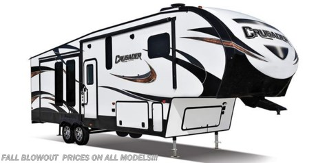2019 Prime Time Crusader 381MBH