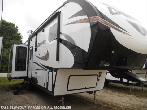 2019 Prime Time Crusader 319RKT