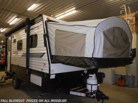 2019 Coachmen Clipper 16RBD